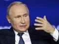 Putin o možnej budúcnosti: Nevylučuje odchod krajín východnej Európy z EÚ