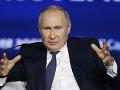 Putina čaká rokovanie so srbským prezidentom: Budú rozoberať spoluprácu i medzinárodné témy