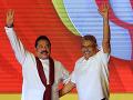 Gotabhája Rádžapaksa a Mahinda