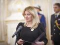 Prezidentka napadla protiústavnosť moratória: Ústavný súd žiada o pozastavenie zákona