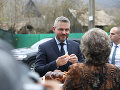 Výjazdové rokovanie vlády v obci Slavošovce