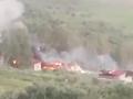 VIDEO Obrovská explózia v