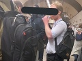 FOTO Okolostojacim sa z mladíka na nástupišti zdvihol žalúdok, také niečo by nemal dovoliť nik