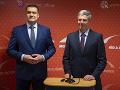 Zúfalý krok Bugára? Do volieb pôjde s neznámou stranou: VIDEO Nechceme vládu so Smerom a ĽSNS