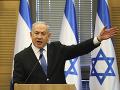 Izraelský premiér čelí škandálu: Netanjahua obžalovali z podvodu aj úplatkárstva