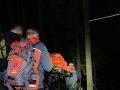 FOTO Horskí záchranári pomáhali zranenej Maďarke: Turistka sa nešťastne pošmykla