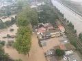 Tragické následky silných povodní vo Francúzsku: Dvaja mŕtvi, jedna osoba je stále nezvestná