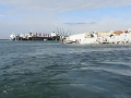 FOTO Panika pri pobreží Rumunska: Prevrhla sa nákladná loď, ktorá prepravovala vyše 14-tisíc oviec