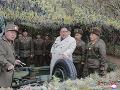 KĽDR znovu provokuje: Kim nariadil cvičnú delostreleckú paľbu na pohraničnom ostrove