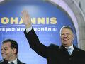 Prezidentom Rumunska bude znova proeurópsky politik Klaus Iohannis
