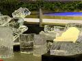 Tragédia na vianočnom trhu: Ľadová socha sa rozbila na kusy, smrť dieťaťa