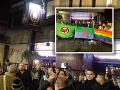 Kotlebovci opäť terčom posmechu: ĽSNS dostala v Londýne stopku! Okľuky po protestoch verejnosti