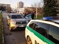Krádež auta sa v Nitre zmenila na hotovú grotesku: V hlavnej úlohe bol opilec