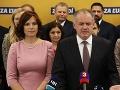 VIDEO Po krachu dohody v opozícii predstavil Kiska kandidátku: Nová tvár a post pre Remišovú