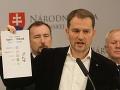 Matovič sa pustil do Kisku: VIDEO Odídencom z SaS ponúkol miesto na kadidátke