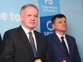 Lex Haščák podporili Za ľudí i KDH, SaS chce o podpore návrhu rokovať