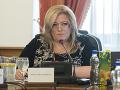 Osobitná komisia Súdnej rady si v januári predvolá Moniku Jankovskú