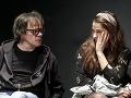 Robo Roth a Monika Potokárová spolu hrali v divadle a minulý rok na jar sa stali manželmi.
