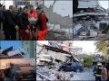 MIMORIADNE Balkán zasiahlo obrovské zemetrasenie! Panika, mŕtvi, stovky zranených