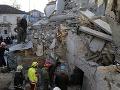Apokalyptické zábery po zemetrasení na Balkáne: Počet obetí stúpol na 25