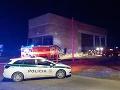 Tragický požiar v Kysuckom Novom Meste: Hasiči zachránili troch ľudí, jednému už pomôcť nedokázali
