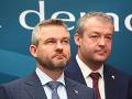 Pellegrini ocenil príspevok Lotyšska pre NATO: Vyzdvihol podmienky pre našich vojakov