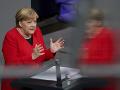 Merkelová sa vyjadrila jasne: Európska únia by mala zaujať spoločný postoj voči Číne