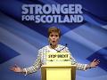 Škótska premiérka Sturgeonová so sľubom: Posilní kampaň za nezávislosť Škótska po brexite