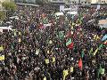 V Iráne pokračujú obrovské