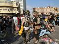 Krvavé protesty v Iraku: Bezpečnostné zložky zabili počas 24 hodín 40 demonštrantov