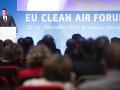 Na Slovensku máme zlé ovzdušie, myslí si prezidentka: Jej príhovor však musel prečítať poradca