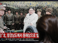 Severná Kórea uskutočnila ďalšiu skúšku: Otestovala veľký viachlavňový raketomet