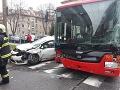Nehoda ochromila dopravu.