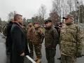 Pellegrini: Misie NATO v Pobaltí deklarujú pripravenosť aliancie brániť členské štáty
