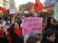 Študenti v Pakistane sa búria: Protestujú za právo na politický aktivizmus