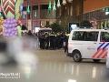 Hrozivý incident v Haagu: Muž útočil nožom, hlásia zranených