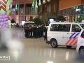 Šokujúca bilancia útoku v centre Haagu: Všetky tri zranené obete sú neplnoleté