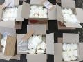 Veľký úlovok španielskej polície: Zhabala rekordné množstvo metamfetamínu