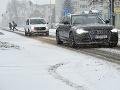 Vodiči, pripravte sa! FOTO Vo viacerých krajoch je výstraha pred poľadovicou, znova napadne sneh