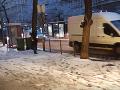 Sneženie v Budapešti