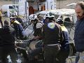 Hrôza v Sýrii, pri delostreleckom ataku tureckej armády zahynulo osem detí