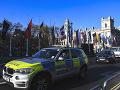 KORONAVÍRUS Britská polícia ukončila svadbu pre porušenie protipandemických opatrení