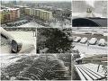 Blíži sa ochladenie a druhá vlna sneženia! Meteorológovia už vedia, ktoré oblasti zasype sneh