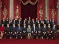 Celá fotografia lídrov NATO