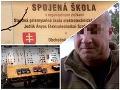 Úraz žiaka na elektrotechnickej strednej priemyselnej škole v Nových Zámkoch.
