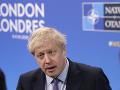 Johnson vystúpil na samite NATO: Vyzval členské krajiny na jednotu