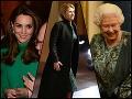 Ako tri drahokamy na recepcii v paláci! FOTO Čaputová zažiarila po boku kráľovského dua