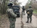 V Bratislave hliadkujú ozbrojené zložky: FOTO Maskáče a zbrane v rukách, dôvod prísnych opatrení