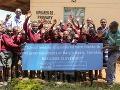 Deti z kenskej dedinky