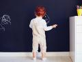 Farba detskej izby ovplyvňuje